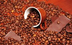 Coffee Chocolate Mint Flavored Coffee 4 ounces Whole by teaman, $3.50
