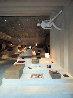 ALTER Concept Store by 3Gatti Studio