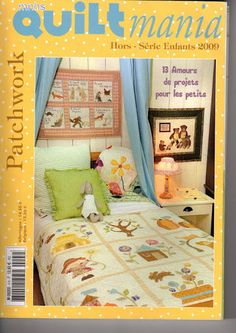 QUILTMANIA - Laura alcañiz - Picasa Web Albums...appliqué patterns!