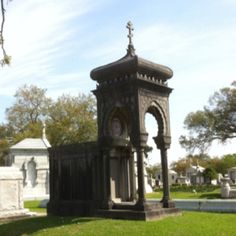 New Orleans Cemetery.