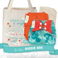 LIMITED EDITION bumGenius 4.0 Genius Series - Jules + Goodie Bag - Specials! - Cotton Babies Cloth Diaper Store #cottonbabies