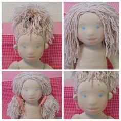 Maya is one of a kind Waldorf inspired doll made of natural materials. With her skin made of soft and smooth cotton, wool stuffing and carefully designed features, she is a perfect…