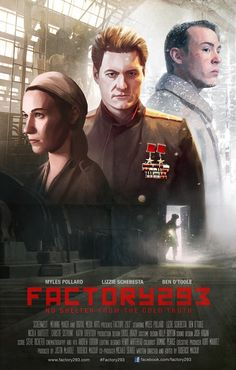 How to design the Factory293 Short Film Poster in photoshop.