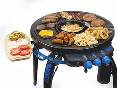 Get cooking with this Premium Party Grill + Deep Fryer that just sold for $2.21 on Beezid.com