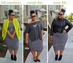 GarnerStyle | The Curvy Girl Guide: Fall Transition