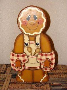 Cocinero ginger