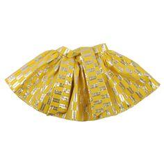 Rok Bosso Tono Yellow - Morley for kids Online - Kinderkleding Webshop Goldfish.be