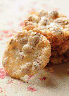 Хрустящее сахарное печенье