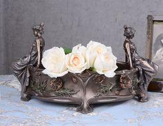Items for sale by Art Nouveau, Decorative Accessories, Decorative Bowls, Victorian, Painting, Inspiration, Image, Home Decor, Decorations