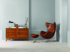 Plywood Furniture, Design Furniture, Chair Design, Plywood Chair, Mid Century Modern Wallpaper, Mid Century Modern Furniture, Midcentury Modern, Fritz Hansen, Eames Chairs