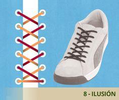 Las 7 mejores imágenes de cordones | Cordones, Zapatos de