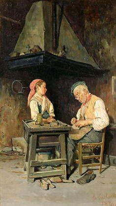 The Cobbler's Shop