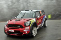 New Mini Countryman, Shogo, Mini Crossover, Mini Coopers, Rally Car, Driving Test, Cars Motorcycles, Air Max, Garage