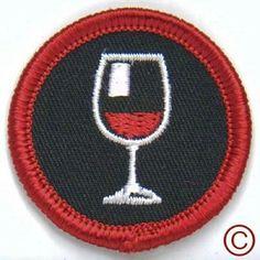 Red Wine Fanatic from Demerit Wear