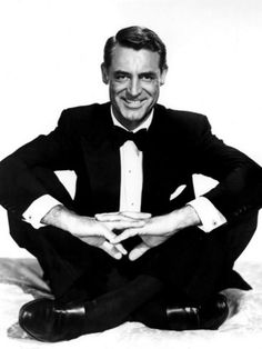 Cary Grant. The greatest actor that ever lived. And this is my favorite picture of him.