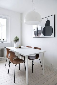 Another Lovely Home in Göteborg (via Bloglovin.com )