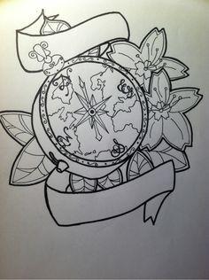 travel tattoos - Google Search