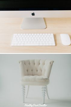 Looking to upgrade your home office chair? These comfy and stylish chairs are ideal for any home office and almost any type of decor. Wood Office Desk, Home Office Chairs, Home Office Space, Home Office Furniture, Furniture Ideas, Modern Office Decor, Office Ideas, Modern Desk Chair, Most Comfortable Office Chair