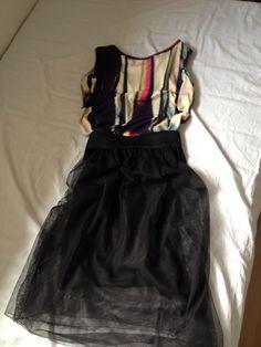 Fest tøj til Amalie