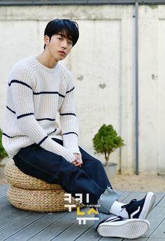 Nam Joo Hyuk ♡♡ kuki news 2017 Nam Joo Hyuk Tumblr, Nam Joo Hyuk Cute, Korean Boys Ulzzang, Korean Men, Asian Men, Nam Joo Hyuk Wallpaper, Jong Hyuk, Joon Hyung, Nam Joohyuk