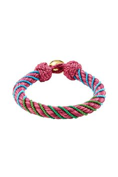AURELIE BIDERMANN Bead Embellished Bracelet. #aureliebidermann #