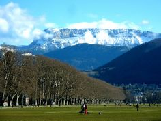 Annecy (Haute Savoie, France) France, Explore, Mountains, Nature, Travel, Voyage, Viajes, Traveling, Early French