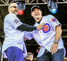 Love Rizzo and Ross