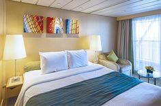 Detalle camarote categoría JT Suite barco Monarch