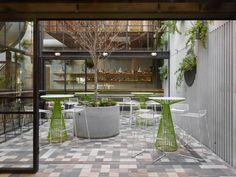 Prahran Hotel / Techne Architects | ArchDaily