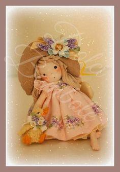 Dolci Bambole : creazioni in pasta di mais