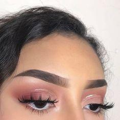 makeup tips ideas life hack nose contour eye makeup eyeshadow natural makeup brows – make-up ideen Cute Makeup, Prom Makeup, Pretty Makeup, Cheap Makeup, Makeup Goals, Makeup Inspo, Makeup Ideas, Makeup Geek, Tumblr Eye Makeup