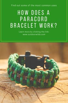 How does a paracord survival bracelet work? I take a look at this popular survival bracelet to see if it has a place in a survival situation. Wilderness Survival, Survival Prepping, Emergency Preparedness, Survival Gear, Survival Skills, Outdoor Survival, Earthquake Kits, Survival Equipment, Paracord Bracelets