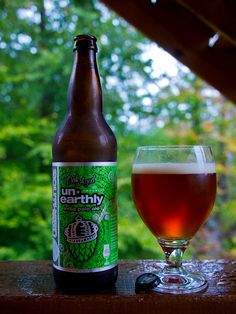 Southern Tier Unearthly Imperial IPA