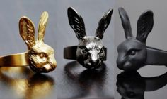 Rabbit Rings by Pigeonhole