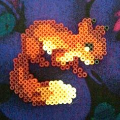 squirrell / hama perler beads