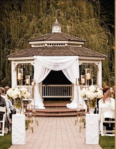 The place to say our vows and become official!