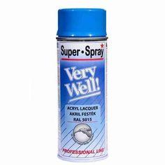 Motip Very Well Benzin és Olajálló Spray - 1499Ft Motip Very Well Benzin és Olajálló Spray Gyorsan száradó akril alapú benzin és olajálló festék spray, amelyet széleskörűen felhasználhatunk kültéri és beltéri célokra. Kitűnően alkalmazható fémfelületeken. Színtelen lakkal átfújva ellenállóságát még inkább növelhetjük. Műanyag felületre használjunk speciális alapozót! Szintetikus alapú festékre nem ajánlott. Alkalmazási terület: Kültéri fafelület , Beltéri fafelület , Kültéri fém