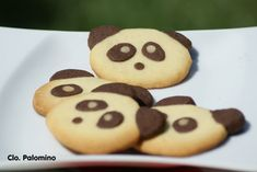 No Cook Meals, Kids Meals, Panda Food, Biscuits, Panda Cakes, Panda Birthday, Panda Party, Brookies, Number Cakes