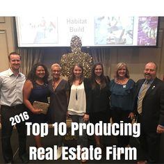 #ProudEHTeamMember EHRealtyGroup.com Congratulations Ekk Hamilton Realty for attaining The Top Producing REALTORS® for 2016. EHRealtyGroup.com