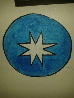Bandera de Leftaro (Lautaro)