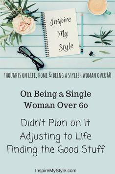 60 and single again