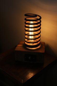 Resultado de imagen para modern lamp wood