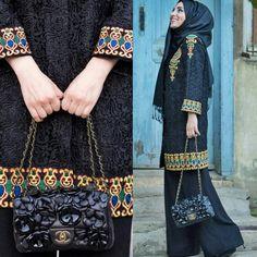 "247 Likes, 2 Comments - Hijab Fashion Designers (@hijabfashiondesigners) on Instagram: ""@omayazein"""