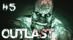 Lets Play - Outlast Ep 5 - Cat & Mouse