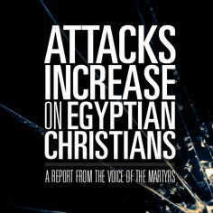 The bloodshed in Egypt continues following former President Mohammad Morsi's removal from office by the Egyptian military. Members of the Muslim Brotherhood are lashing out at Christians, apparently blaming them for the military's actions against Morsi. #egypt