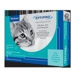 Virbac Effipro Flea/Tick Topical Solution for Cats