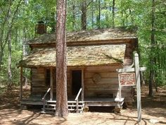 primitive log cabin - Google Search