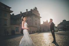 Suki & Steven's beautiful pre wedding portraits at Prague Castle by American Photographer Kurt Vinion Prague Castle, Wedding Portraits, Wedding Photography, Weddings, American, Wedding Dresses, Beautiful, Fashion, Bride Dresses