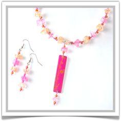 "One-of-a-Kind ""Oriental"" Jewelry Set - Designed by Belle Bijou:  http://www.bellebijoujewelry.com/store/detail/index.html#cid=38087"