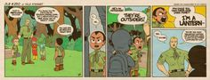 JL8 #250 by Yale StewartBased on characters in DC Comics.Like...